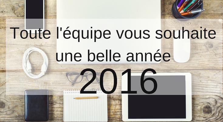 Toute l'équipe vous souhaite une belle année (2)
