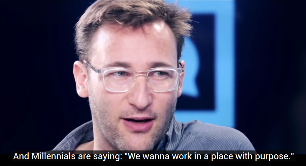 We want to make an impact_Simon_Sinek
