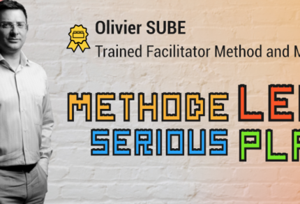 Lego Serious Play - Olivier Sube
