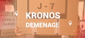 Kronos déménage
