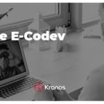 Le e-Codev, la facilitation pour une sortie de crise